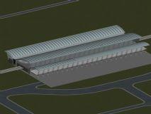 高铁站设计