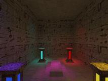 密室逃脱之神庙场景3D模型