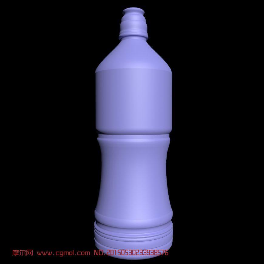 maya瓶子贴图素材