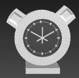单体,实用的小闹钟3D模型