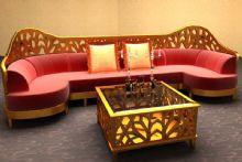 皇朝皇KTV酒店沙发组合3D模型(有贴图)