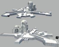 maya旧工厂