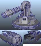 粒子炮,激光炮,顶级科幻武器设计