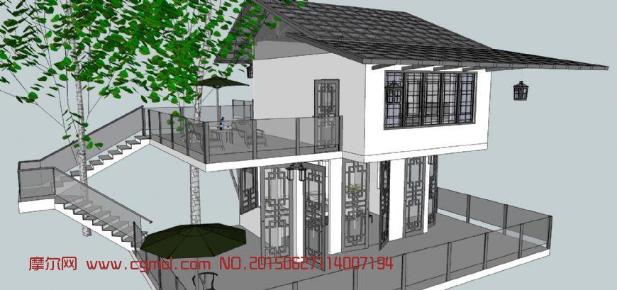 maya贴图素材 房子