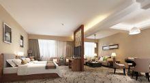 酒店客房套间