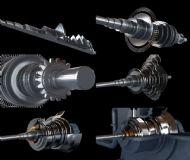 汽轮机发电生长动画