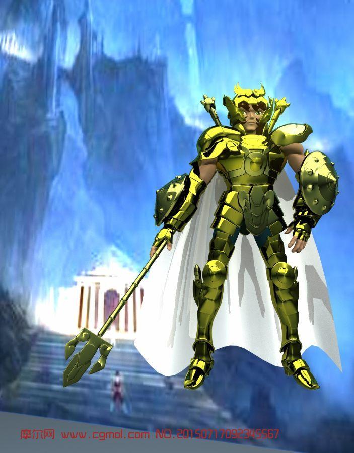 天秤座,童虎,黄金圣斗士,黄金圣衣