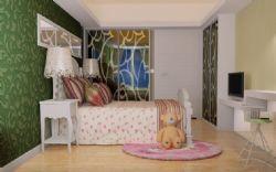 温馨小屋,儿童房间