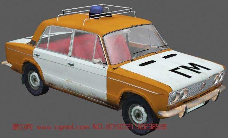 苏联vaz-2103汽车