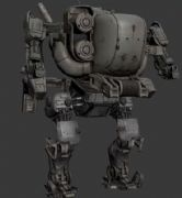 重型装甲机器人