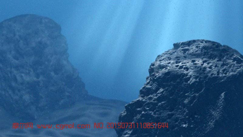 沉与浮实验石头沉在水底ppt素材