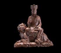 地藏王坐骑雕像3dmax模型