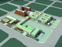国际医疗中心,公建医院
