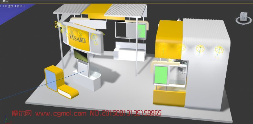 手表展厅3D文件