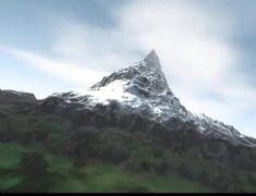 Mountain山头3D模型