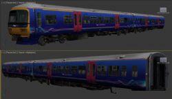 Class 166 Chiltern Railways Class 166 DMU