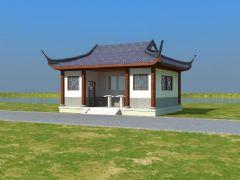 中式厕所,公厕