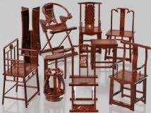 中国古代红木椅子