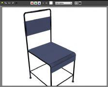 工业风餐厅椅