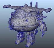 乐迪-飞机机器人