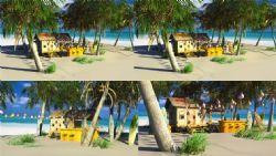 海边小屋小店