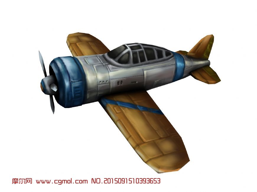 q版飞机纸模_Q版小飞机,飞行器,军事模型,3d模型下载,3D模型网,maya模型免费下载 ...
