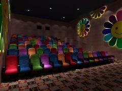 电影院影厅