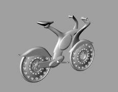 概念自行车-犀牛
