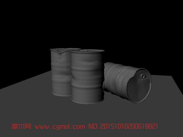 转载: 铁皮油桶