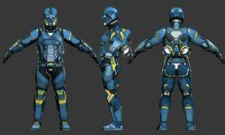 铠甲机器人