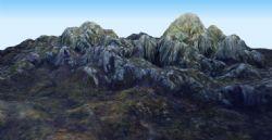 石山3D模型