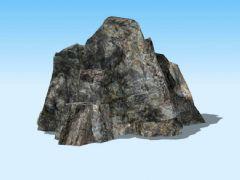 大山石3D模型