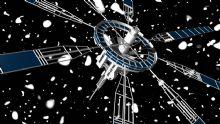 卫星,太空激光武器
