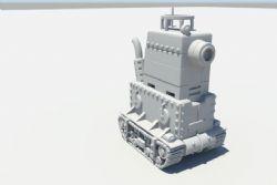 合金弹头坦克,学生渣作,求不喷~~~