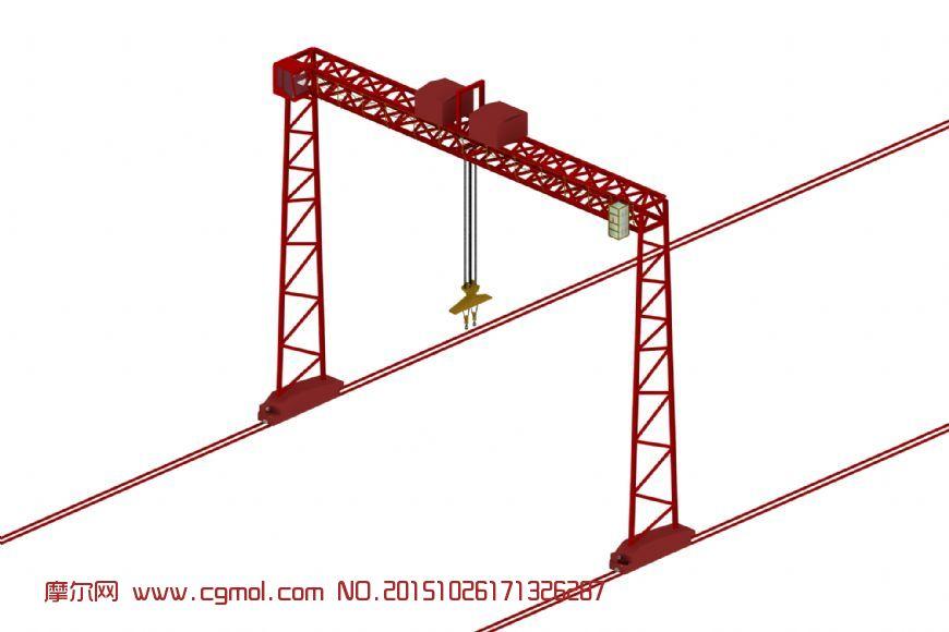 电阻降压启动电路图龙门吊