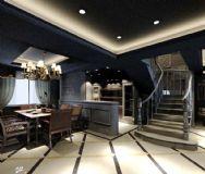 3dmax欧式客厅楼梯