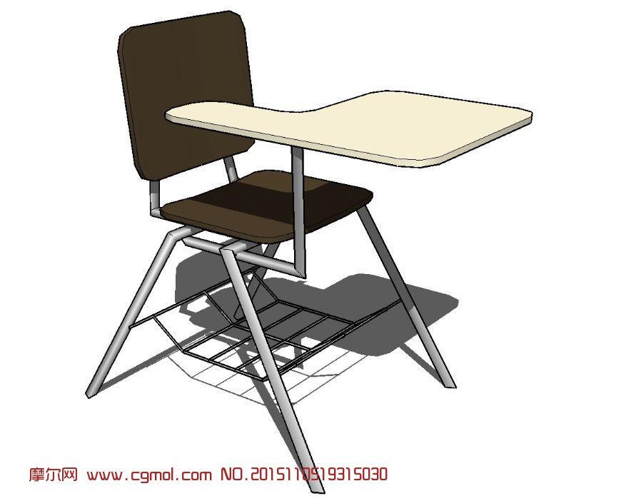 带小桌板学习椅