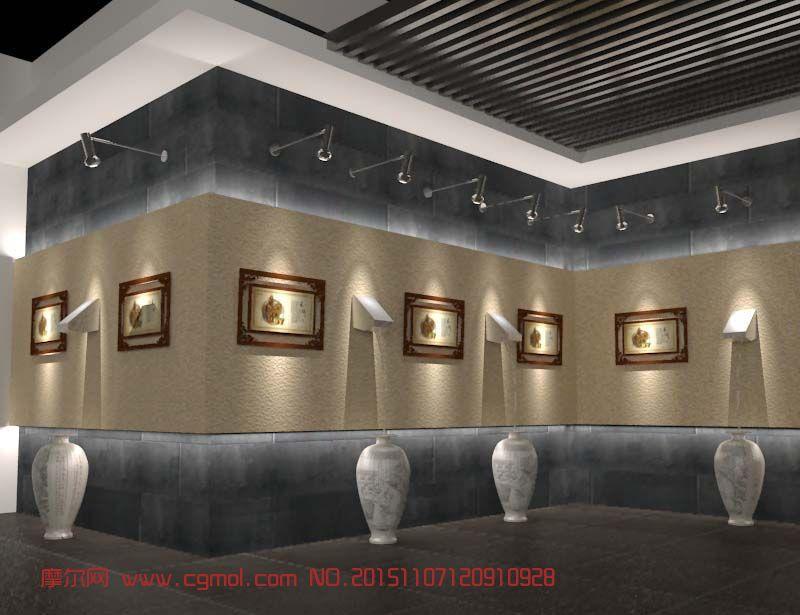 制茶工艺展厅