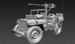 威利斯吉普 WILL Jeep