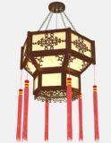 中式六角吊灯