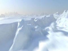 max雪景漫游动画作品