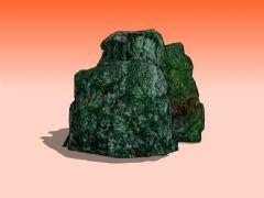山体3D模型
