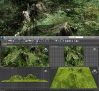 大石山3D模型