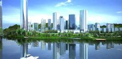 现代化城市建设漫游
