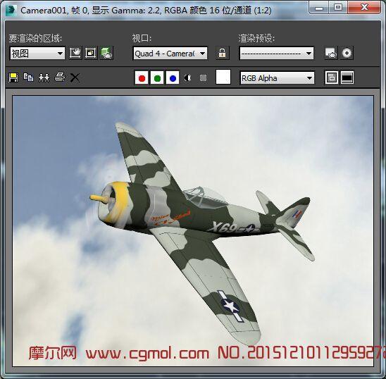 飞机军事战斗机二战 作品描述:军事飞机
