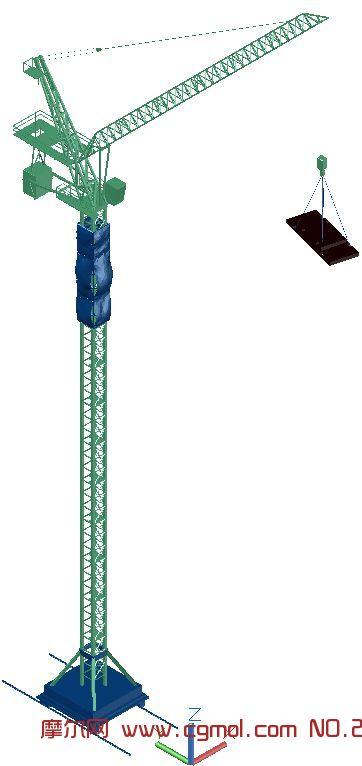 升立塔吊配电箱接线图
