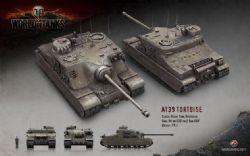 坦克世界的一个坦克maya模型