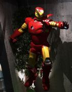 钢铁侠,机械角色