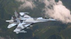 SU-27飞机