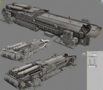 皮带传输机,矿井专用机械设备